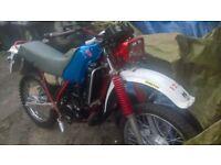 Yamaha ds125