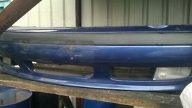 Saab 93 (2002) Front Bumper - GOOD CLEAN CONDITION!