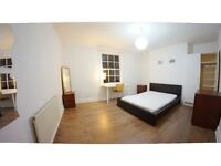 Female London House Flat Share, Half Ensuite Double Size Rooms at Single Price -- mint pie