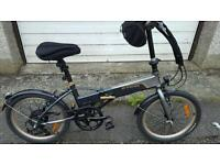 B twin electric bike
