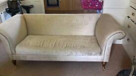 dfs Fashionista plain maxi sofa