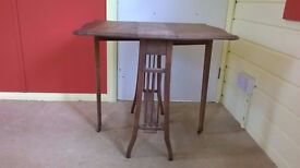 ANTIQUE SUTHERLAND OCCASIONAL TABLE