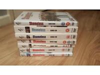 Shameless box set 1 - 7