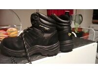 women dunlop safety shoes