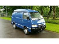1999 DAIHATSU HIJET VAN 1.3 EFI RWD PSV MAY 2017 £995 OR SWAP WHY ??