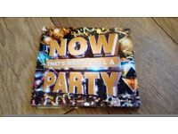 Brand New 3cd Set 'NOW Thats what i call a PARTY'
