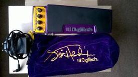 Digitech Jimi Hendrix Artist Series Fuzz/Wah/Octavia/Reverb