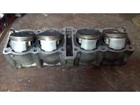 Yamaha fzr 1000 exup barrels and pistons