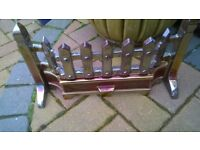 Fire front, can be used with either, electric, gas or coal fire, £5