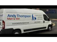 LONG DISTANCE MAN AND VAN FOR SMALL HOUSE REMOVALS FROM LONDON TO SCOTLAND WALES OR NORTHERN IRELAND