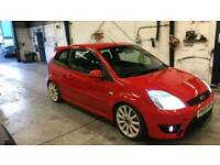Ford Fiesta ST150 spares or repairs