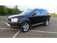 VOLVO XC90 SE SPORT 2.4 D5 AUTO 185BHP 2006 7 SEATER ESTATE FACELIFT MODEL TOP OF THE RANGE 4 x 4