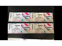 Wireless tickets! 💥💥