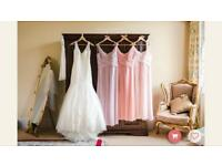 3 x Dessy Bridesmaid Dresses