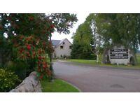 Holiday Weeks Saturday 18 and 25 August, sleeps 4, Scandinavian Village Apartment, Aviemore
