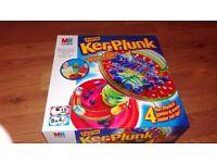 Kerplunk & battle ships games