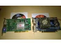 Computer Components Bundle-Graphics/Sound/LAN/USB/DVD/Floppy/Fan/PSU/Misc Leads