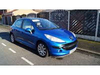Peugeot 207 HDI 90 SE 1.6 5dr CHEAP TAX £30 MOT 12 months