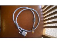 Belkin, Pure AV - HDMI to DVI cable, 1.2m