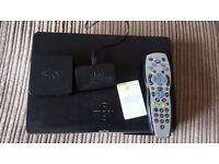 SKY+ HD Box with 2 on Demand boxes