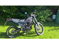 Rieju Tango 250 Road/Trail Bike 2012 - Low Mileage and in Great Condition.