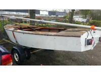 Sail boat spares or repair