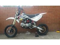 Pitbike for sale 140cc bargin 525