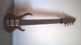Ibanez BTB7 limited edition 7-string bass guitar