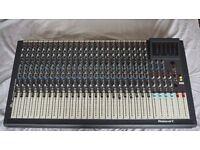 Relacart 24 Channel 4 Bus Studio/Live Mixing Desk
