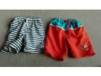 Swimming shorts age 2-3