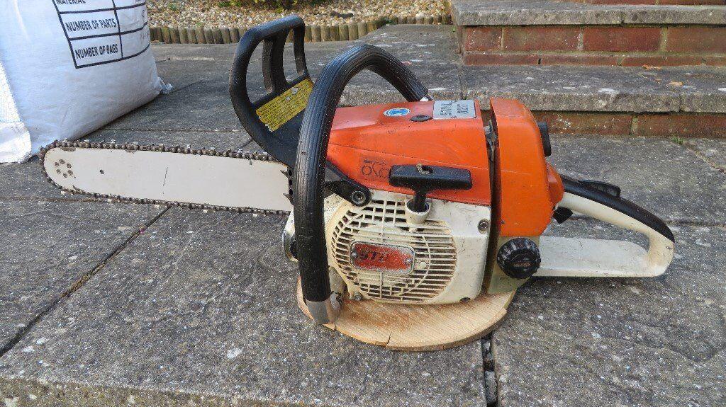 Stihl 026 Chainsaw 48 7cc 15 Bar