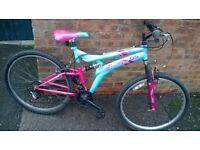 """ladies dunlop sport bike 26"""" wheels"""