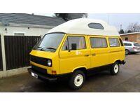 Volkswagen T25 4 berth Campervan
