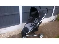 LOVELY PETITE STAR ZIA COMPACT PUSHCHAIR