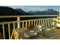 LAST MINUTE: family apartment Leysin (CH)