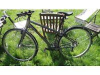 Pinnacle Lithium Hybrid Bike + Kryptonite lock - Excellent condition