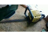 McCulloch Virginia Petrol Hedge Trimmer