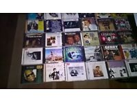 50s and 60s cds..all good condition..x 30