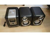 Mini HI-FI excellent condition Morphy Richards