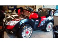 Audi sport electric ride on (6 volt) new and unused