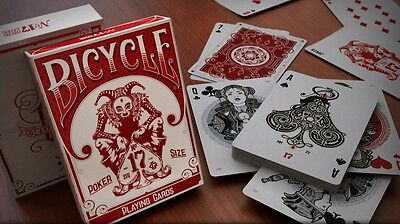 Bicycle Stockholm No.17 Deck Playing Cards New