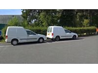 vw caddy van spairs or repair (read add)