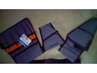 NEW Pouch Tool Belt 15 Pocket Wear & Stain Resistant