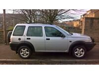 Land Rover Freelander TD4 ES Auto**Diesel**Automatic**Full Years MOT**ONLY £1695
