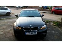 BMW 3 Series E90 M SPORT 2009 Diesel 318D N47 2.0 Black Manual LCI Facelift