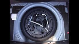 Volkswagen Mk5 Golf GTI Space Saver/Spare Wheel
