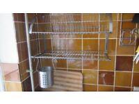 Stainless Steel Kitchen Shelf Rack