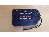 Life Systems 'Expedition' Mosquito Net. Treated. Never Used. ��10 ONO