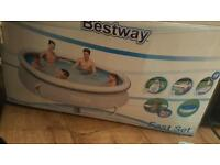 Bestway 10 inch swimming pool