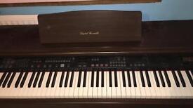 Technics Digital Piano SX-PR50V (price negotiable).